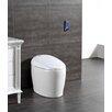 """Ove Decors Tuva Smart Toilet 20"""" Floor Mount Bidet"""