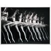 ERGO-PAUL 'Royal Ballet Dancers in La Bayadere' by Robbie Jack Photographic Print Plaque