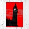 Big Box Art Big Ben London Graphic Art