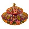 Ian Snow Round Decorative Pot