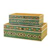 Ian Snow 2 Piece Decorative Box Set
