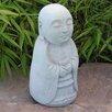 Nichols Bros. Stoneworks Standing Jizo Statue