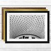 Big Box Art Architecture Black and White 1 Framed Photographic Print