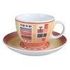 Seltmann Weiden Cappuccino Cup and Saucer V.I.P Termoli
