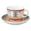 Seltmann Weiden Cappuccino Cup and Saucer V.I.P Grado
