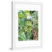 Marmont Hill 'Banana Tree' by Rachel Byler Framed Painting Print