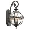 Kichler Halleron 2 Light Outdoor Wall Lantern