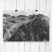Big Box Art 'Windy Point, Kings River Canyon' by Ansel Adams Photographic Print