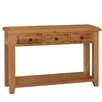 Hazelwood Home Shanklin Console Table