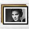 Big Box Art Grace Kelly Framed Photographic Print
