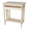 Hokku Designs Stanton Leaning Desk Amp Reviews Wayfair