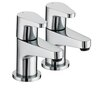Bristan Quest Bath Tap (Set of 2)
