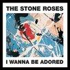 Metro Lane The Stone Roses - I Wanna be Adored' Album Cover Framed Memorabilia