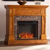 Alcott Hill Bluff Canyon Thornton Convertible Electric Fireplace