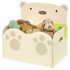 Hello Home BearHug Kids Wooden Toy Box