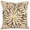 Sabira Chrysanthemum Silk Throw Pillow