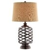 """Miriam 28.5"""" H Table Lamp with Round Shade"""
