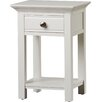 All Home Knighton 1 Drawer Bedside Table