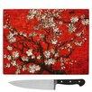Big Box Art Vincent van Gogh Almond Blossom Tree Large Chopping Board