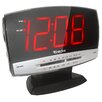 "Westclox Clocks 1.8"" LED Radio Alarm Clock"