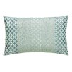 Peacock Blue Hotel Mirage Boudoir/Breakfast Cushion