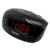 Ebern Designs Electric LED Alarm Clock