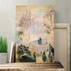 Big Box Art 'Boulevard Rochechouart' by Camille Pissarro Painting Print on Canvas