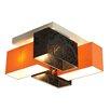 Wero Design Bilbao 4 Light Ceiling Light