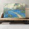 Big Box Art 'Hillside of Blue Bonnets' by Julian Onderdonk Painting Print on Canvas