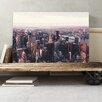 Big Box Art View of New York City Skyline Photographic Print on Canvas