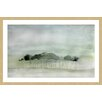 "Marmont Hill ""Quiet"" by Christine Lindstrom Framed Painting Print"