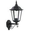 Endon Lighting Classic 1 Light Outdoor Wall Lantern