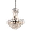 Endon Lighting Amadis 6 Light Empire Chandelier