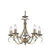 Endon Lighting 5 Light Grande Candle Chandelier