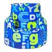 Castleton Home Alphabet Bean Bag Chair