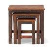 Massivum Avadi 3-Piece Nesting Table Set