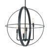 Nico 4-Light Globe Pendant