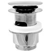 """Fima by Nameeks Click Clack 2.67"""" Pop Up Bathroom Sink Drain With Overflow"""