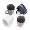 Sabichi Texture Value 4 Piece Mug Set (Set of 4)