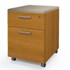Ralph 2 Drawer Mobile Pedestal