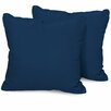 TK Classics Square Outdoor Throw Pillow (Set of 2)