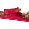 Saro Tashia Ornament Design Placemat (Set of 4)