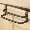 "InterDesign Axis 9"" Over the Cabinet Towel Bar"