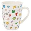 Mea Living Kaffeetasse Ich hab' Dich lieb