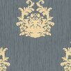 Architects Paper Nobile 10.05m x 53cm 3D Embossed Wallpaper