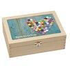 Contento Sewing Box Organiser Box