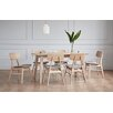 OutAndOutOriginal Constance Dining Table and 6 Chairs