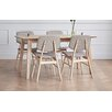 OutAndOutOriginal Ivy Dining Table and 4 Chairs