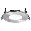 Saxby Lighting Orbitalplus 1 Light Flush Ceiling Light