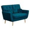 Home Loft Concept 2-Sitzer Einzelsofa Silvia
